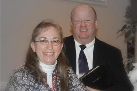 Evangelist Ken McDonald